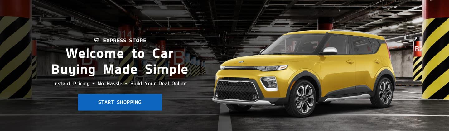 Express Store - Car Buying Made Simple