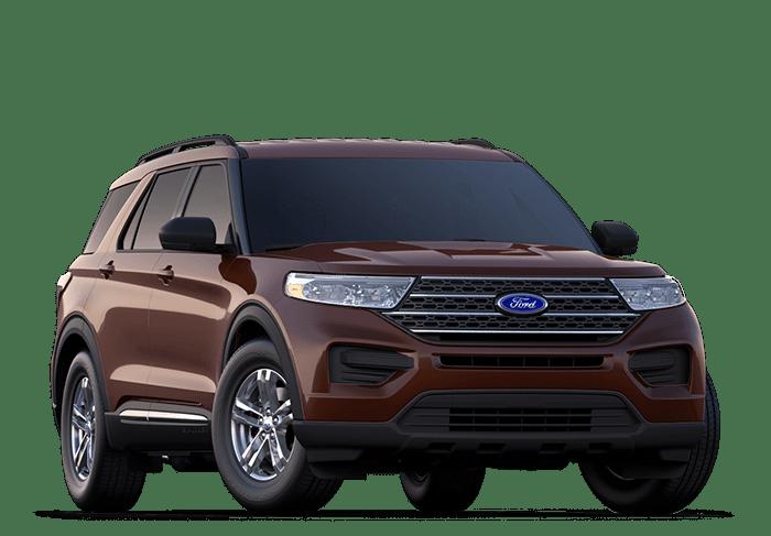 2020 Ford Explorer Bronze