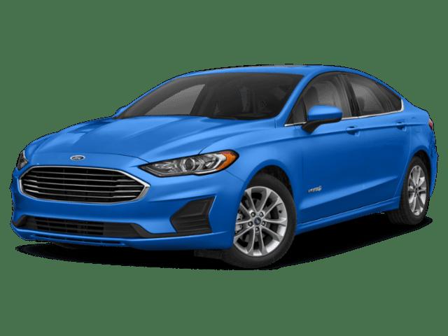 2020 Ford Fusion Hybrid 640x480
