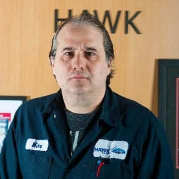 Mike Hirschboeck