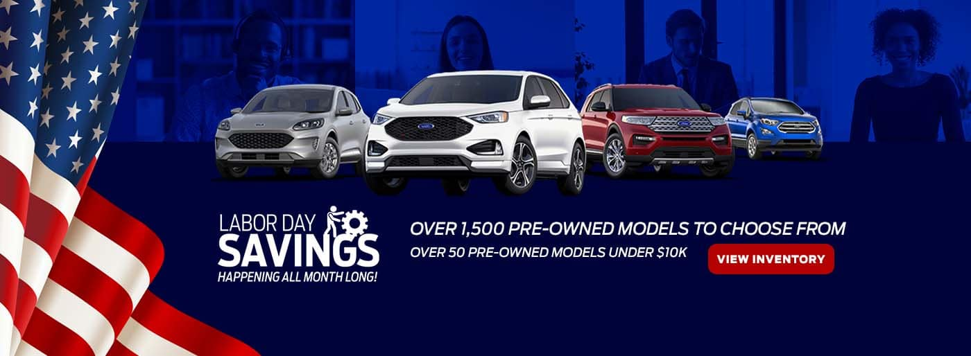 Over 1,500 Used Models To Choose From!