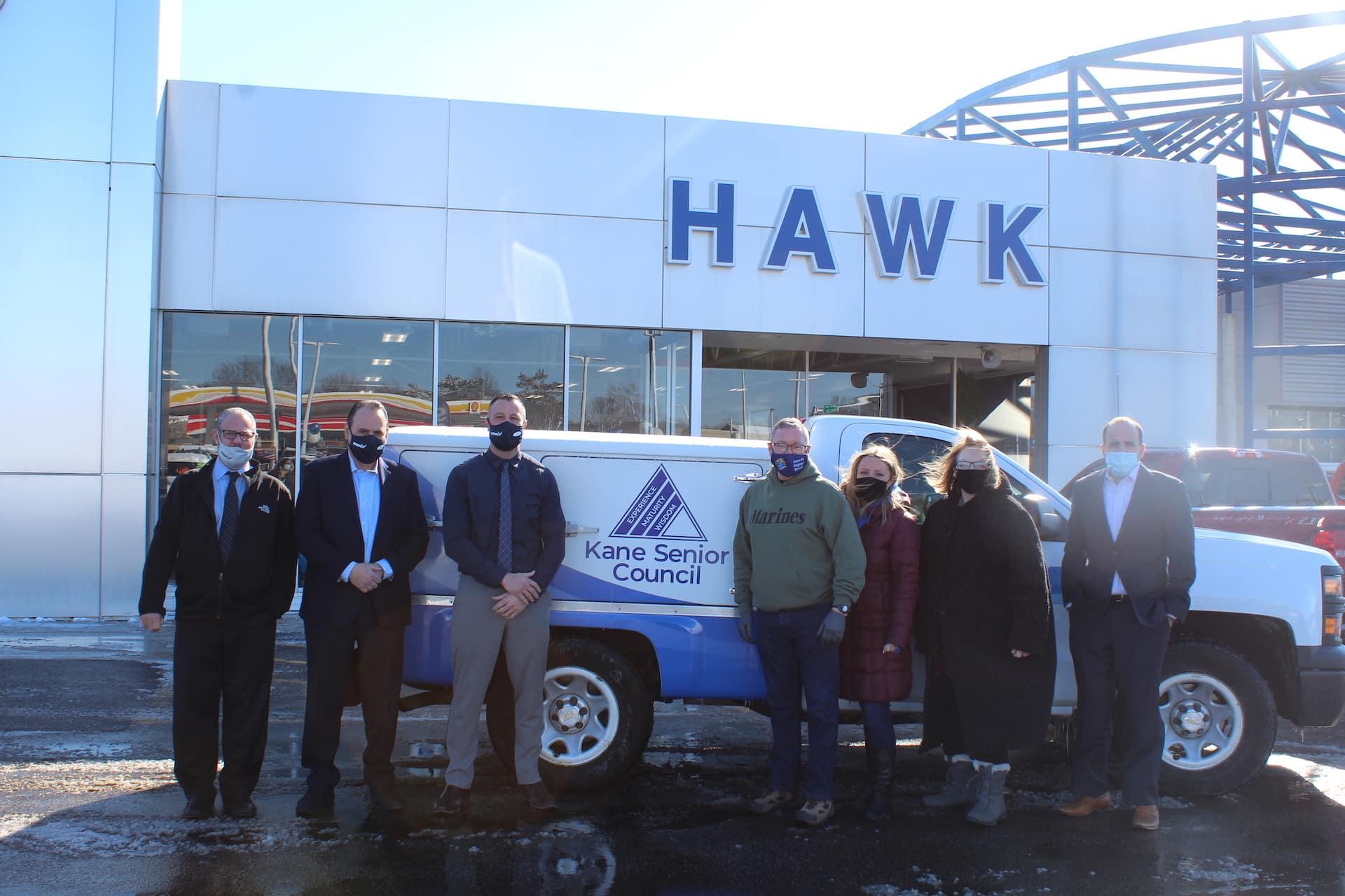Hawk Kane Senior Council