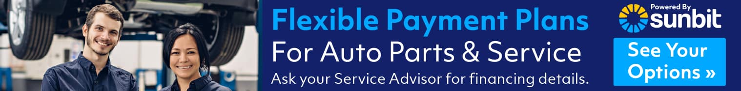 sunbit service and parts financing
