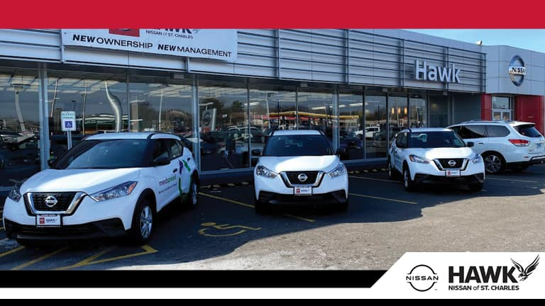Trusted Used or PreOwned Dealership in St. Charles, IL - Hawk Nissan of St. Charles
