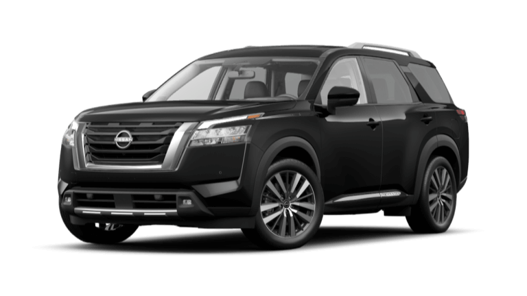 2022 Nissan Pathinfder SL Trim Options