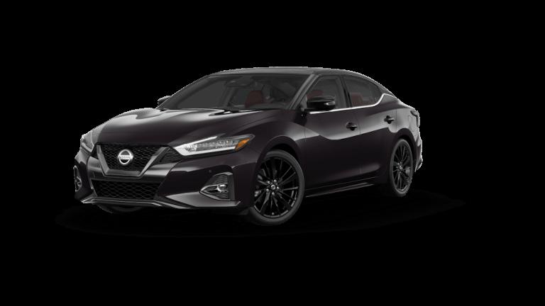 2021 Nissan Maxima 40th Anniversary Edition - Super Black