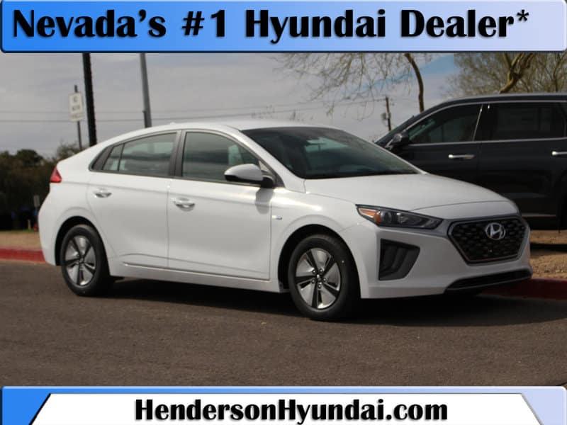 2020 Hyundai Ioniq Blue!!  $21,973 + fees
