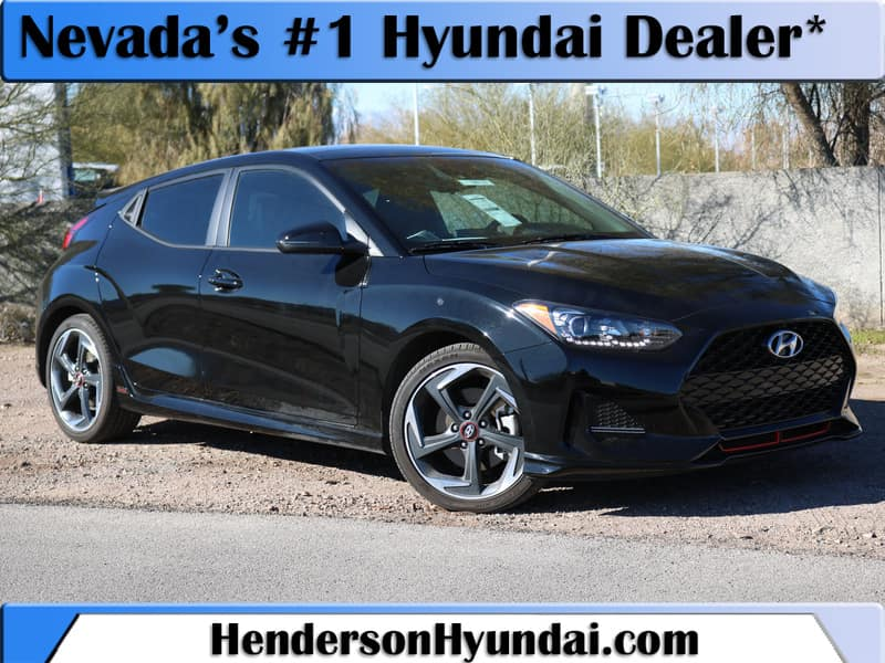 2020 Hyundai Veloster Turbo A/T! $23,993 + fees