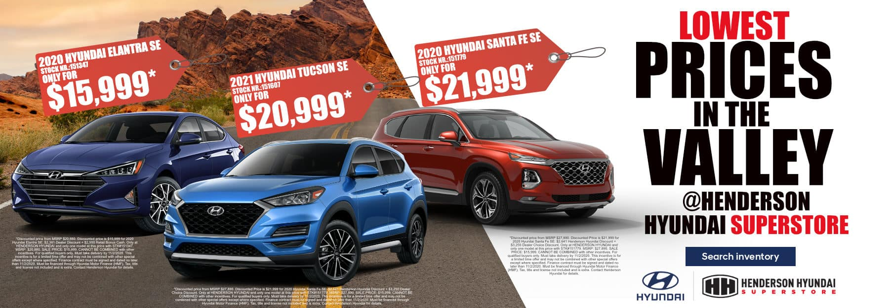 R_October-2020 Lowest Prices in the Valley_Henderson Hyundai