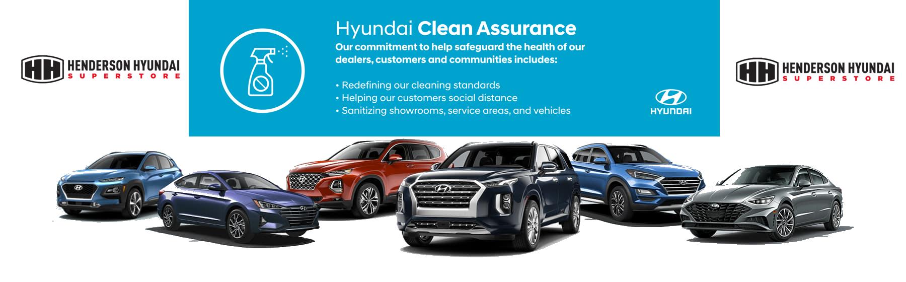 Clean Assurance_Henderson Hyundai
