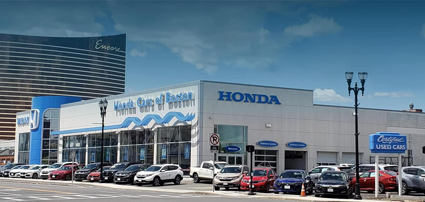 Honda Cars of Boston Dealership