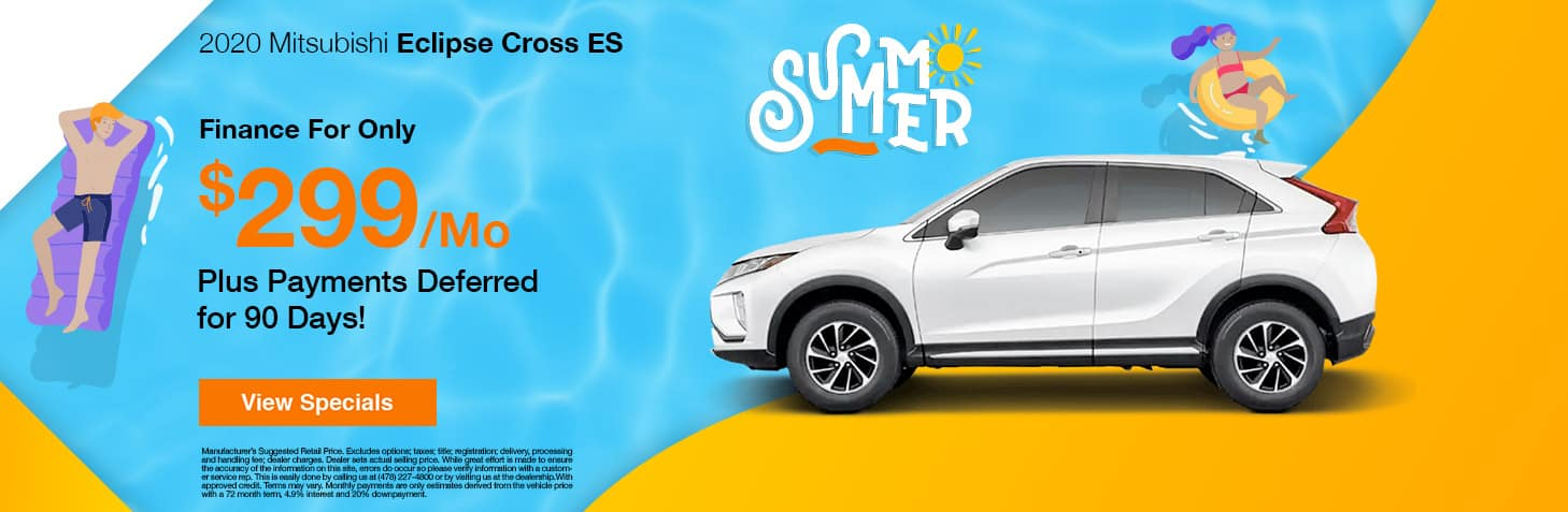 Eclipse Cross June Special
