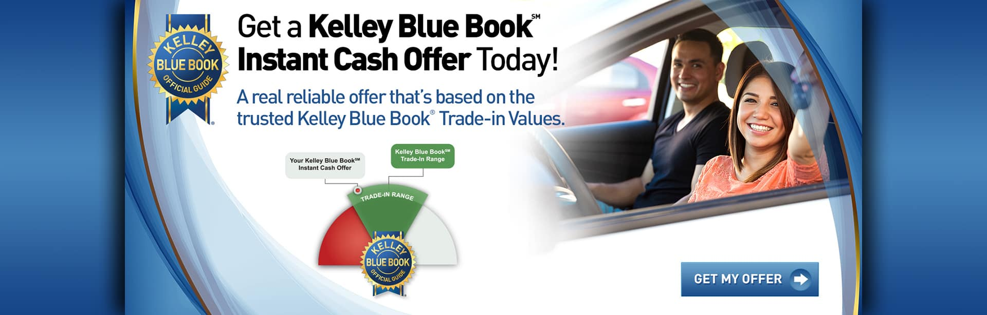 Kelly Blue Book Instant Offer