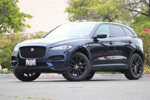 2020 Jaguar F-PACE Prestige 25t