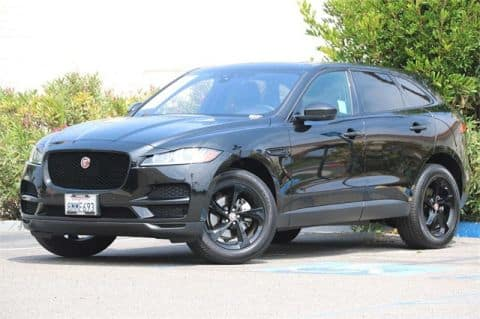 2020 Jaguar F-PACE Premium 25t
