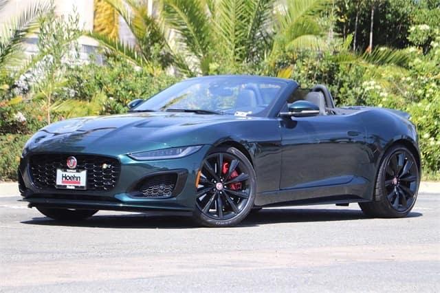 2021 Jaguar F-TYPE Convertible R Lease Offer