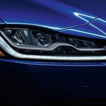 2020 Jaguar F-Pace Headlight