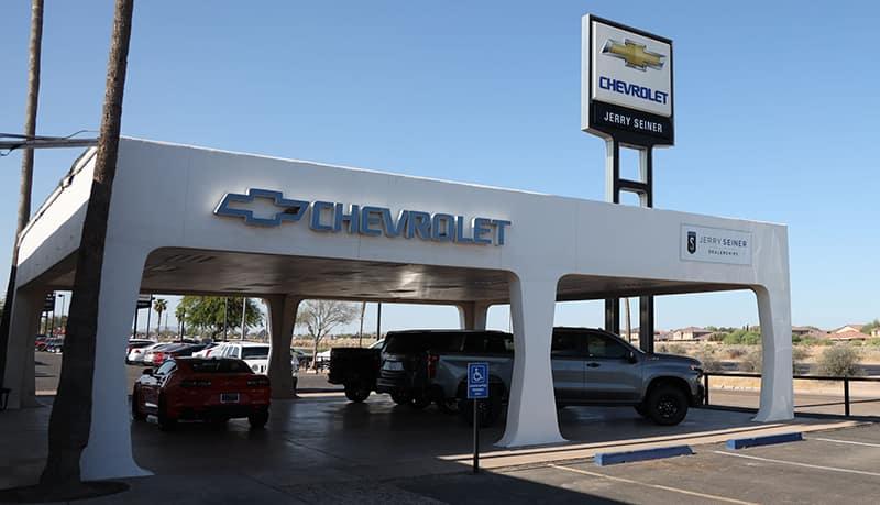 Jerry Seiner Chevrolet Casa Grande