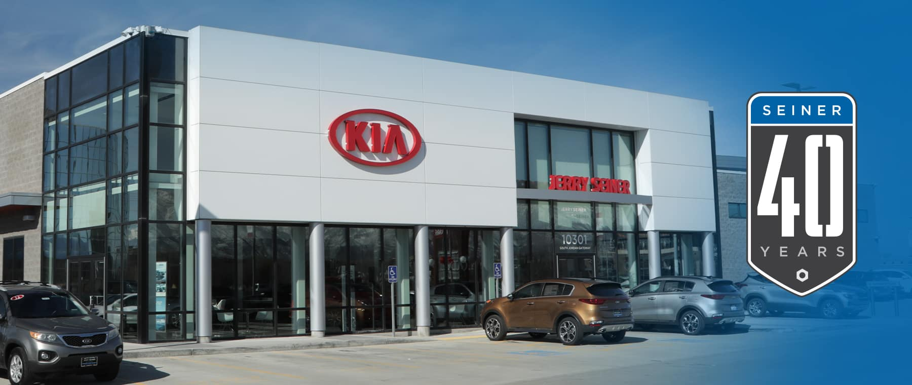 Jerry Seiner Kia South Jordan Dealership