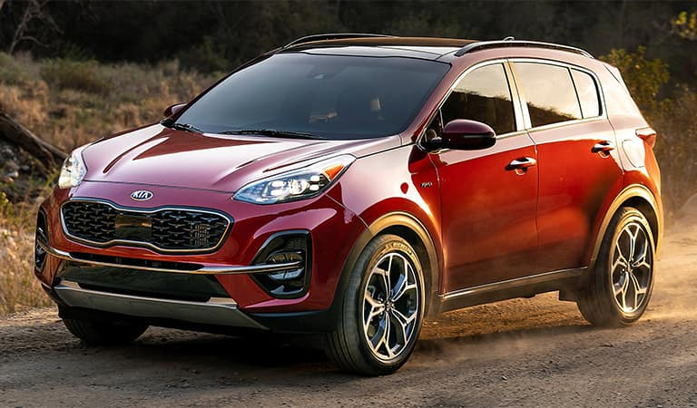 New 2020 Sportage South Jordan UT