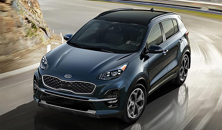 New 2020 Kia Sportage South Jordan UT