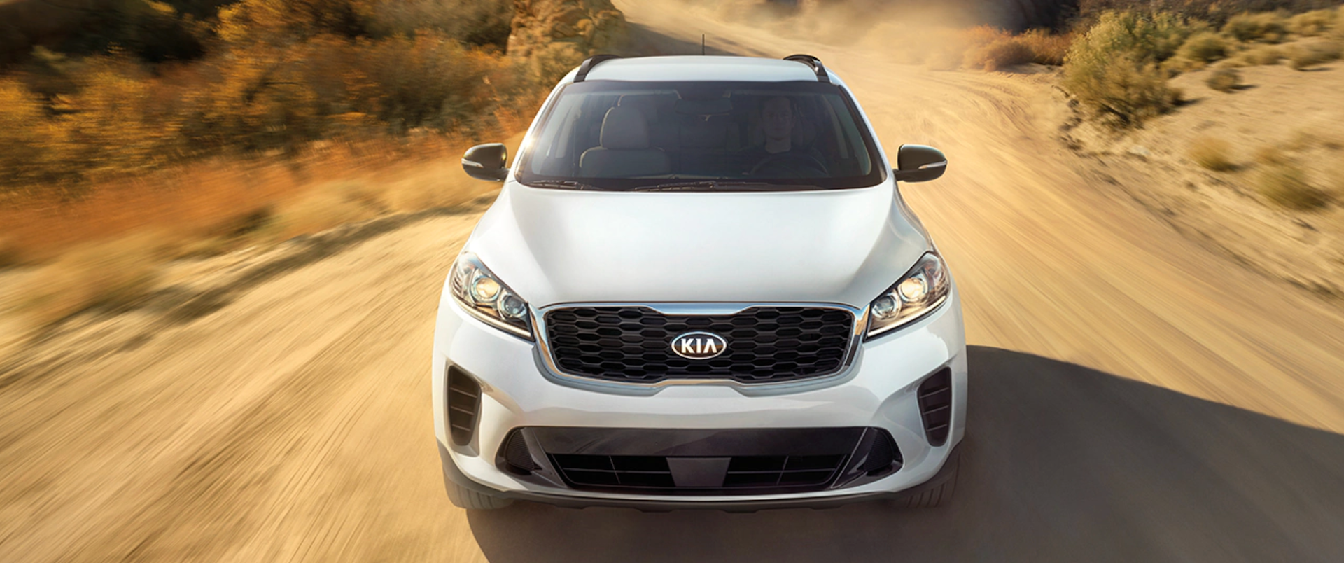 Kia Sorento Exterior Features
