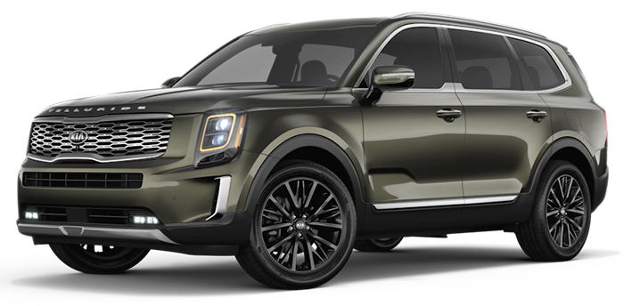 New 2021 Kia Telluride | Jerry Seiner Kia of South Jordan