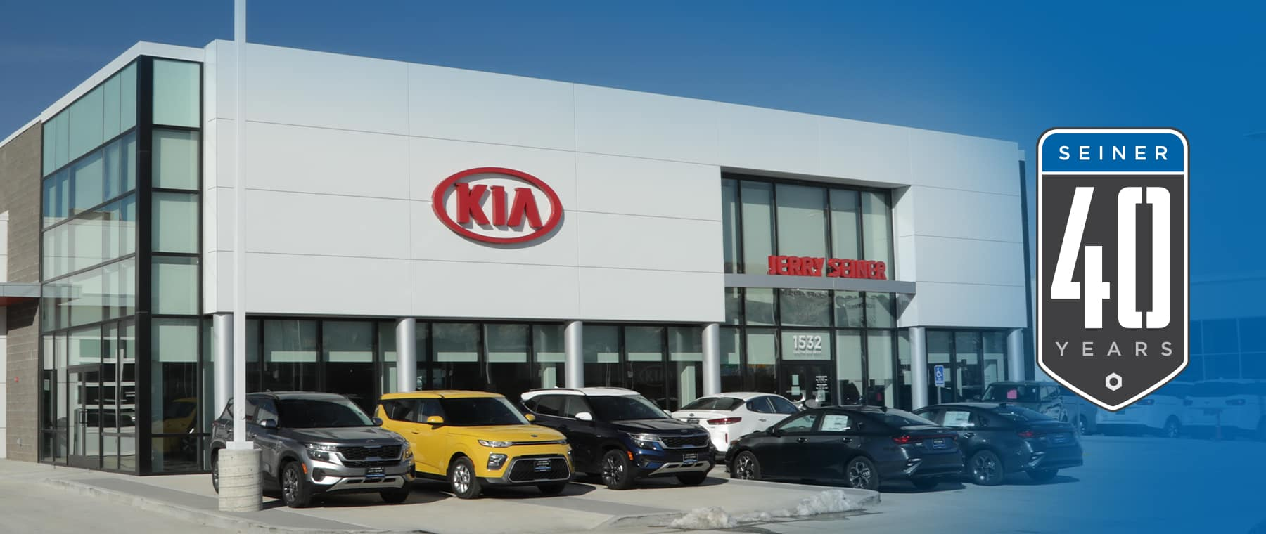 Jerry Seiner Kia Salt Lake Dealership