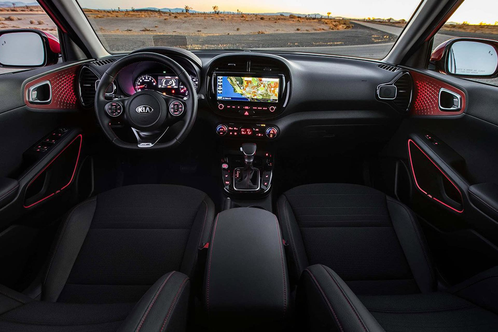 2020 Kia Soul | Apple CarPlay