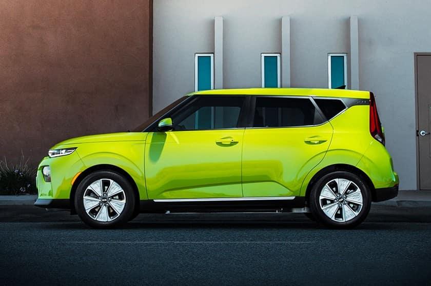 2021 Kia Soul Electric Vehicle