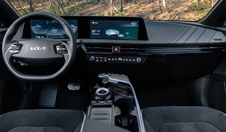 New 2022 Kia EV6 Salt Lake City UT