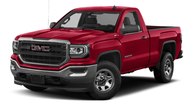 2018 GMC Sierra 1500 Red