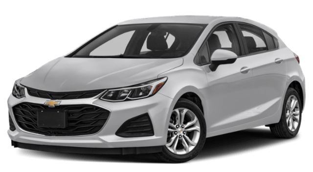 2019 Chevy Cruze Gray