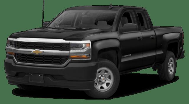 2019 Chevy Silverado 1500 Black
