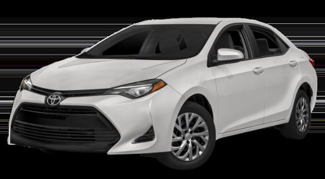 2019 Toyota Corolla White