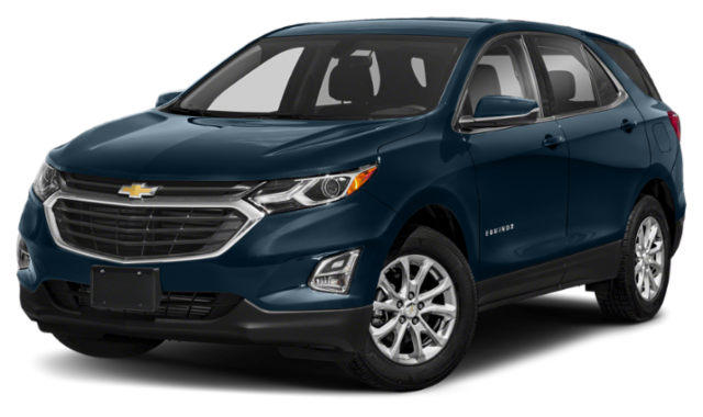 Navy 2020 Chevy Equinox LT