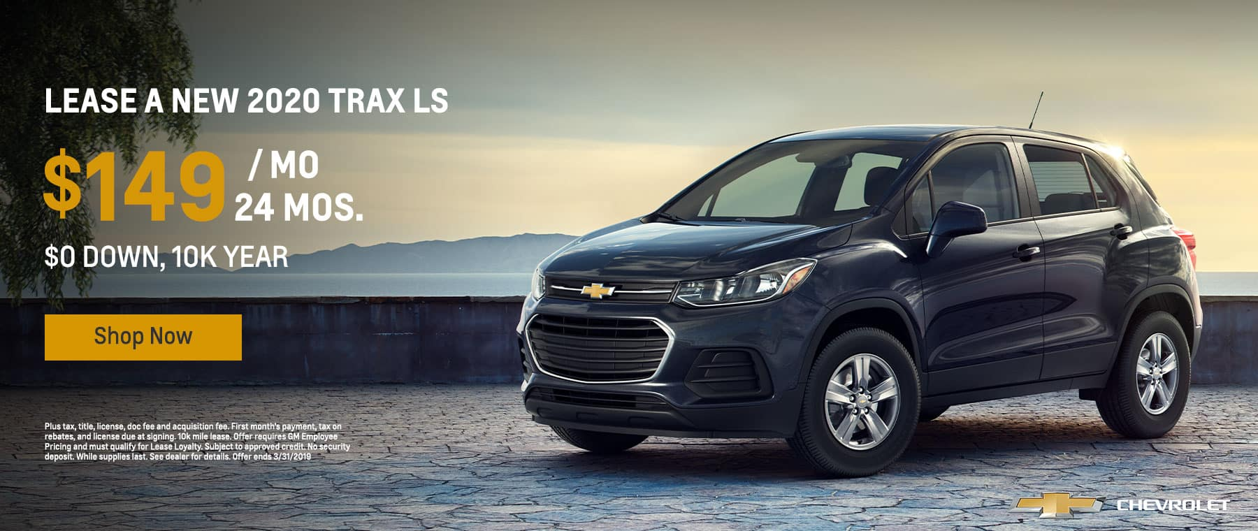 March Chevy Trax