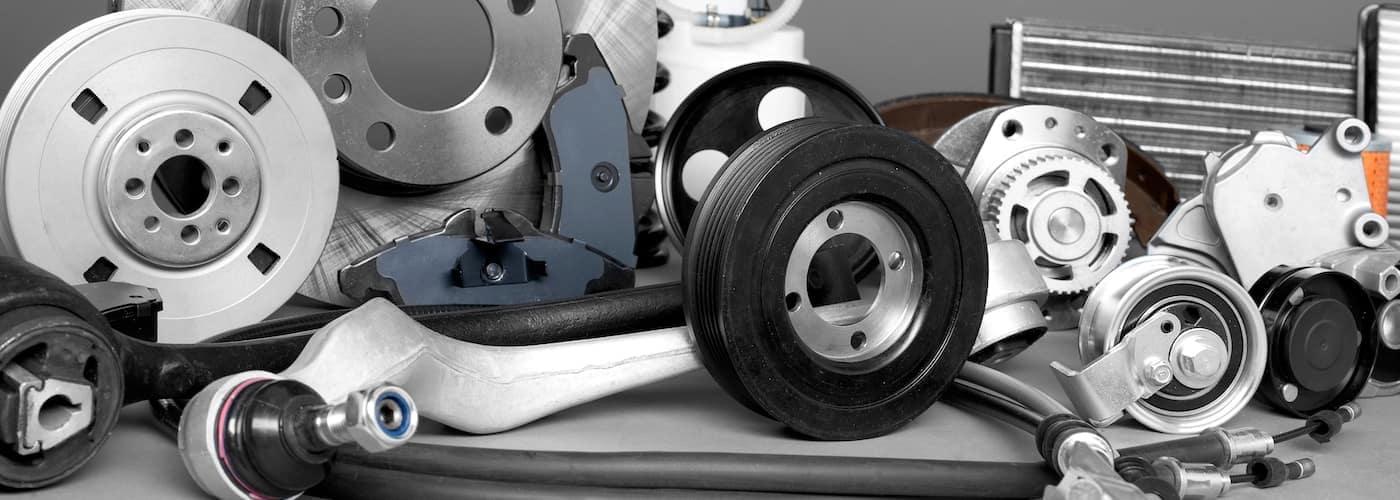 car maintenance parts