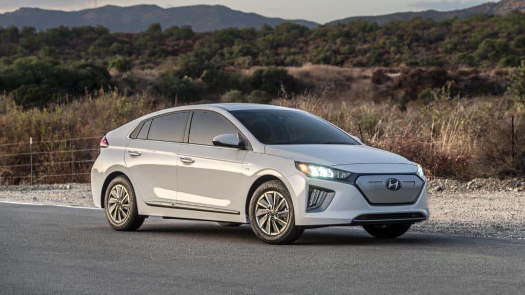 2020 Hyundai Ioniqu