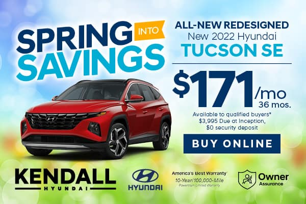All-New Redesigned 2022 Tucson SE