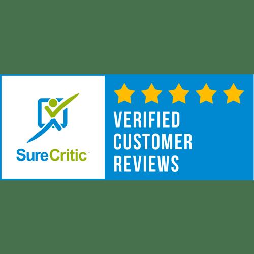 SureCritic Logo