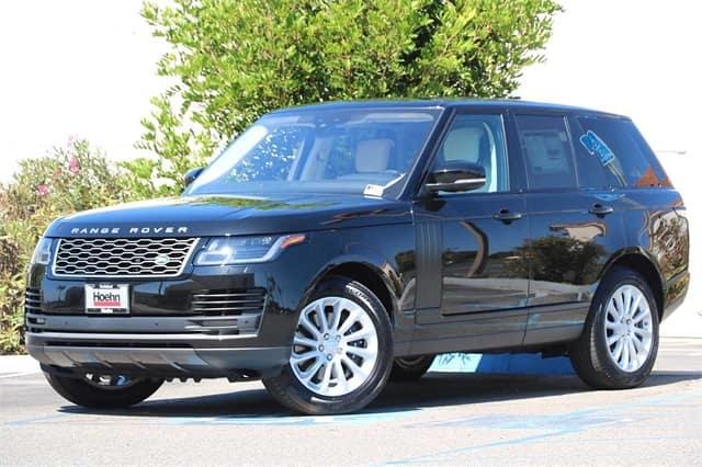 2020 Range Rover HSE