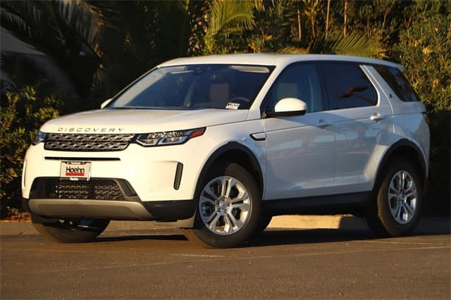 2020 Land Rover Discovery Sport S Lease