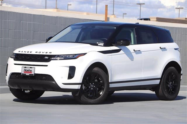 2021 Range Rover Evoque S P250 Lease Offer