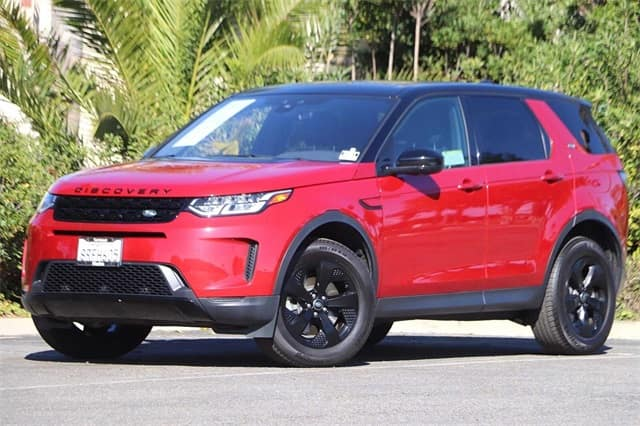 Ex-Courtesy Vehicle 2020 Discovery Sport S P250