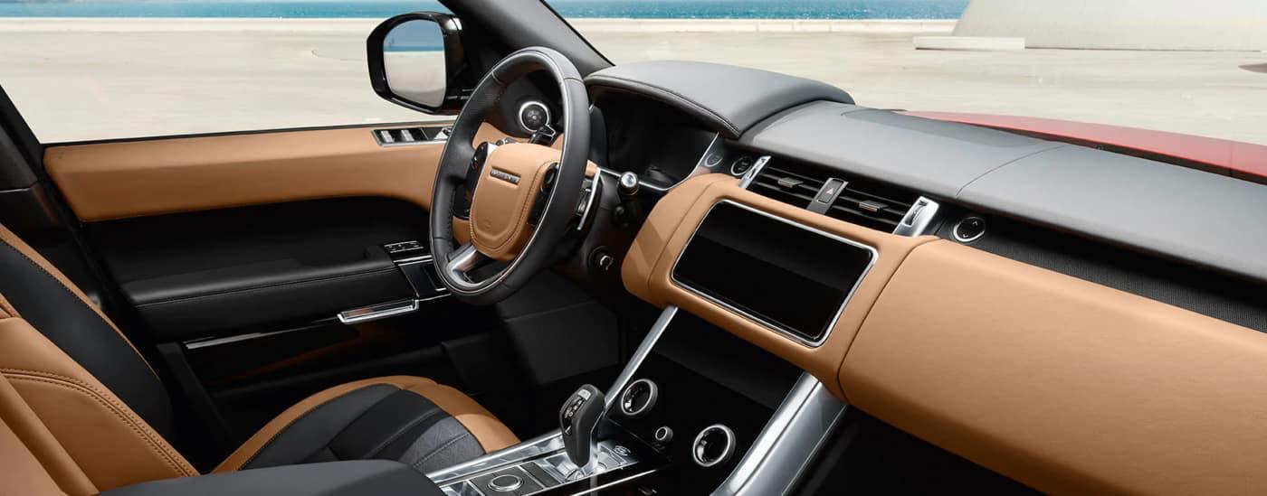 2020 Range Rover Sport Interior