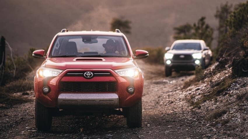 Toyota SUVs