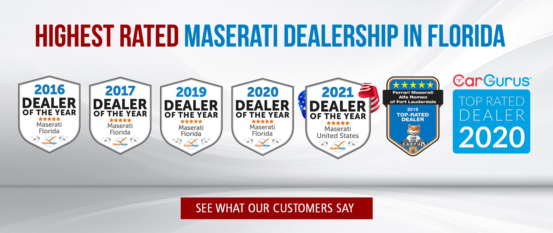 Top Maserati Dealer in Florida