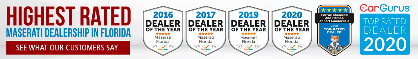 Top Dealer Banner