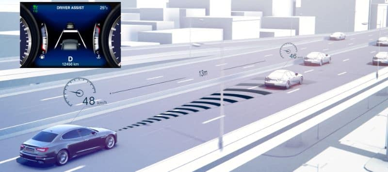 Maserati's Advanced Driver Assistance Systems Explained